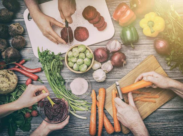 Wie viele Kalorien hat die militaristische Ernährung?